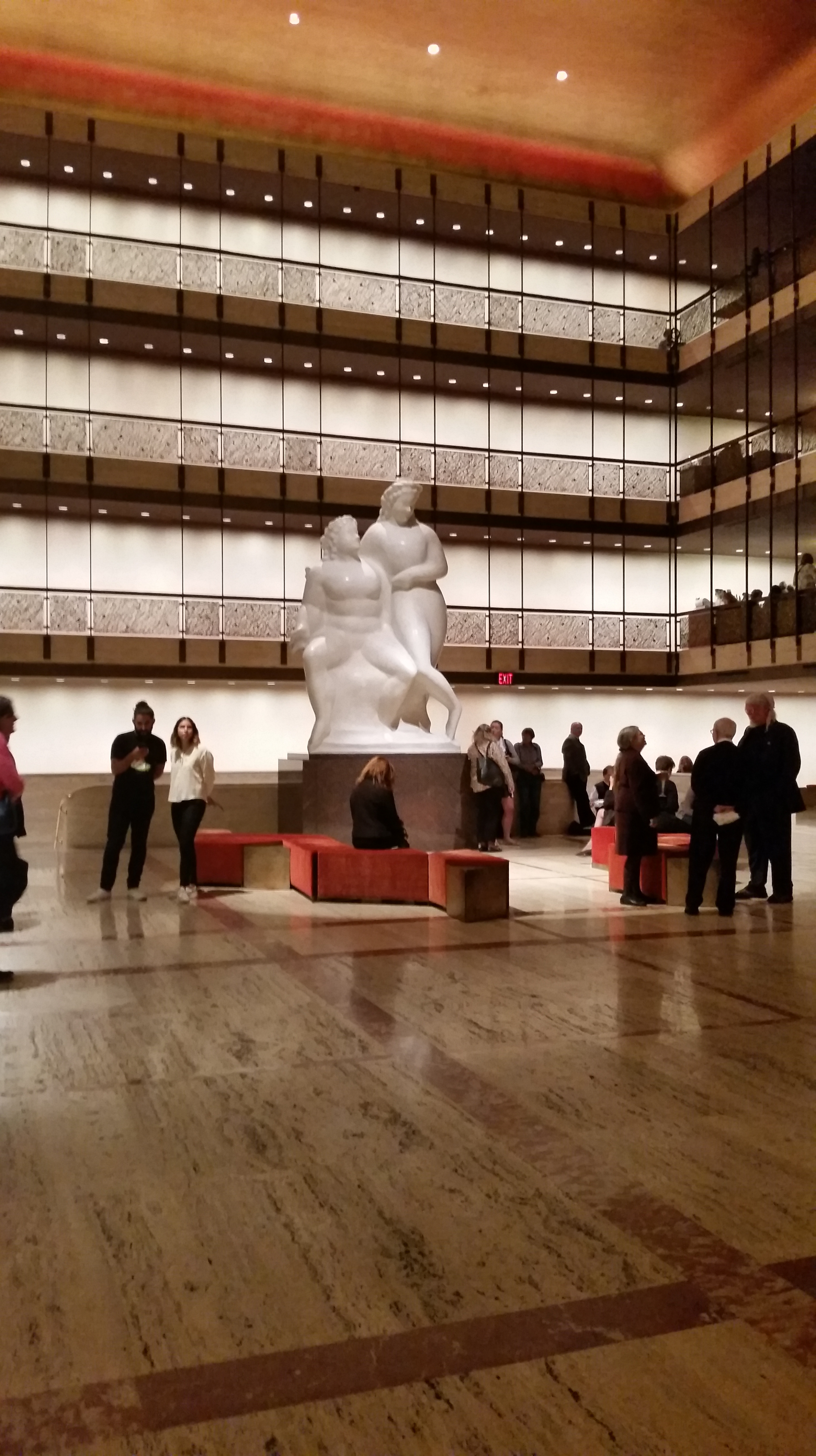 Inside David Koch Theatre